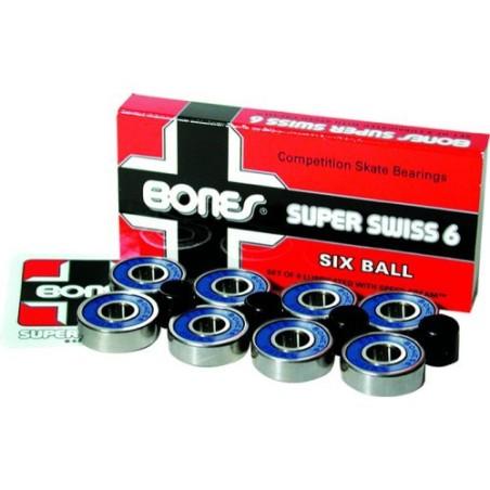 Roulements Super Six Balls