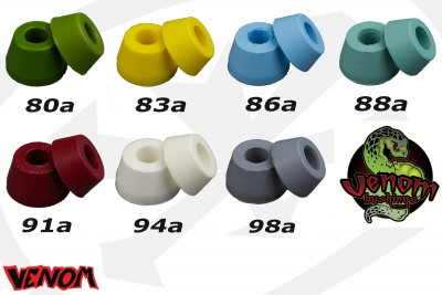 Bushings SHR Tall/Small Cones