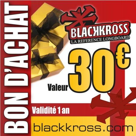 BON CADEAU (30€)