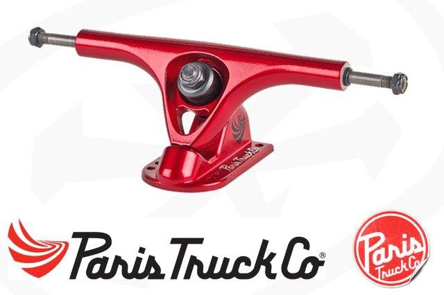 Paris Trucks - 180mm - Rouge