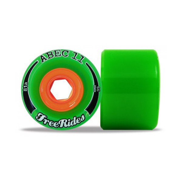 ABEC11 Freeride 66mm/81a