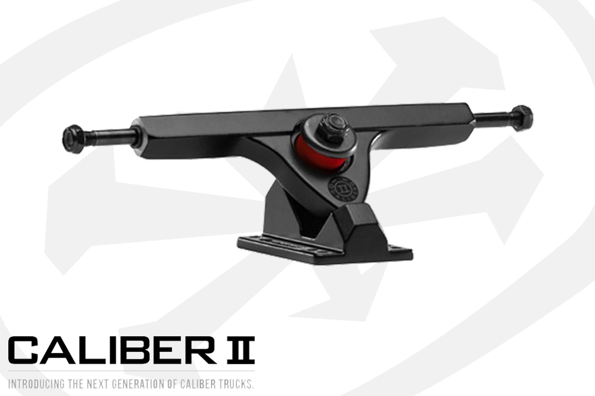 Caliber II 44° Noir 184mm