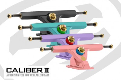 Caliber II - 184mm - 50° Satin Pastel