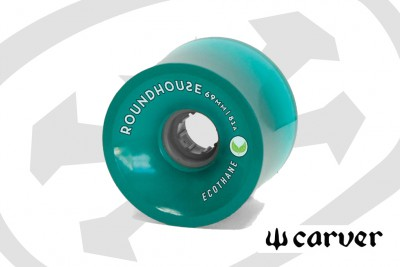 Roundhouse Concave ECOTHANE- 69mm/78a
