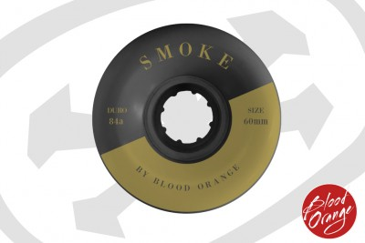 Blood Orange SMOKE 60mm 84A