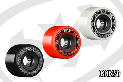 Rough riders Runners ATF 56mm 80a