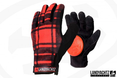 Gants de slide Plaid - taile S