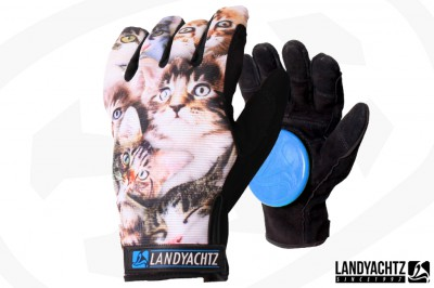 Gants de slide - Chaton