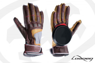 Gants de Slide Advanced Freeride