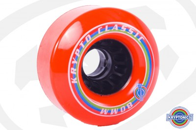 Kryptonics - 80mm Classics - Rouge