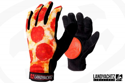 Gants de slide Pizza