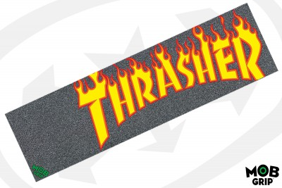 Grip Trasher Flamme