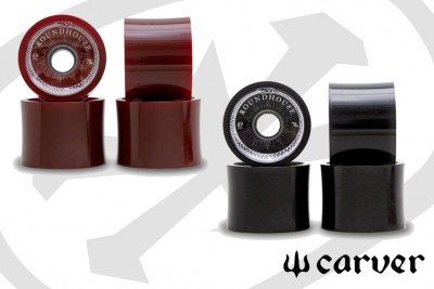 Roundhouse Concave - 69mm/78a