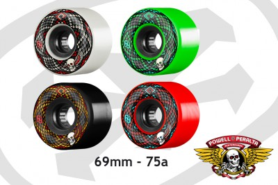 Powell Peralta Snake 69mm 75a