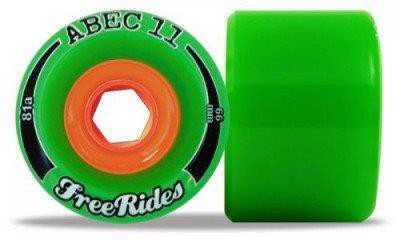 Abec 11 - Freeride - 66mm - 81a