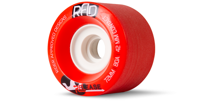 RAD Release 72mm 80a