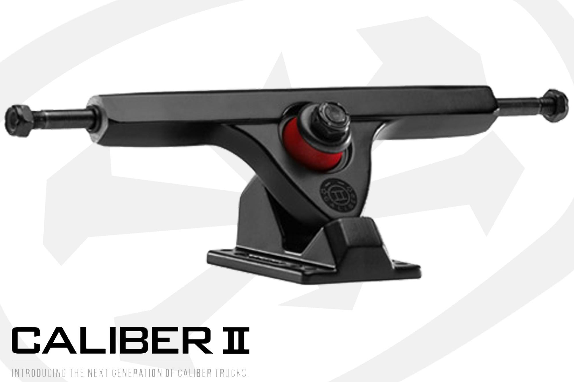 Caliber II 50° Noir 184mm