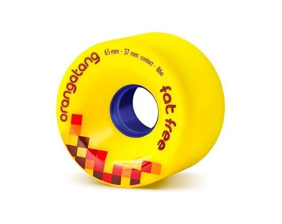 ORANGATANG Fat Free 65mm/86a