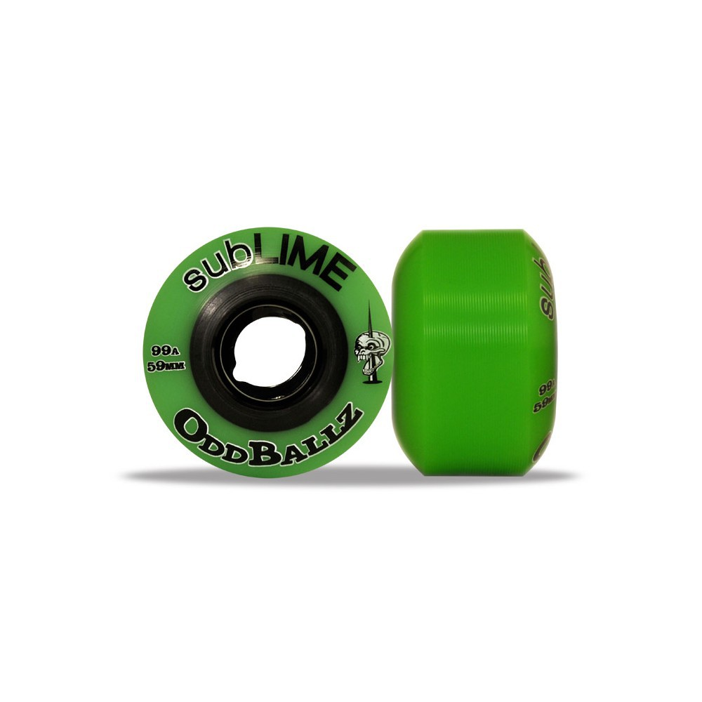Abec11 - OddBallz - 61mm - 99a
