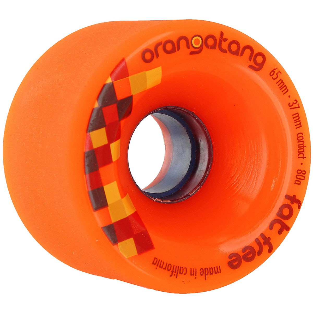 Orangatang - Fat free - 65mm - 80a