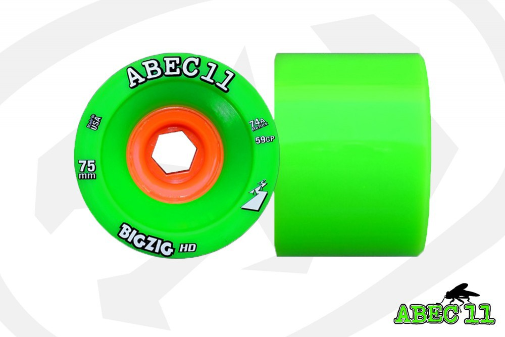 abec11 bigzig hd 75mm - 77a