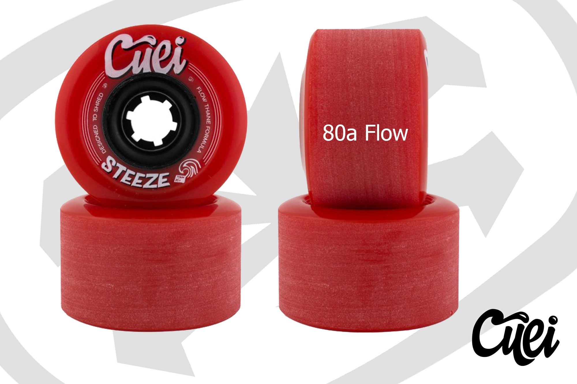 Red 80a Flow thane