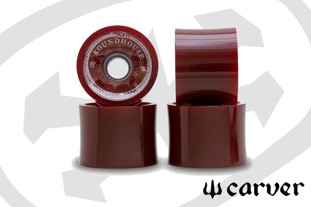 CONCAVE 69mm 78a BORDEAUX