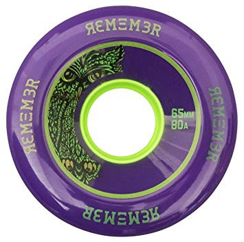 REMEMBER Lil'Hoots Purple 65mm