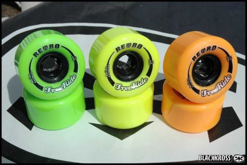 Freerides reflex 72mm / 80a lime