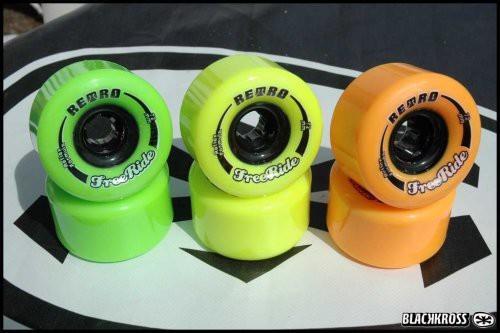Freerides reflex 72mm / 83a jaune
