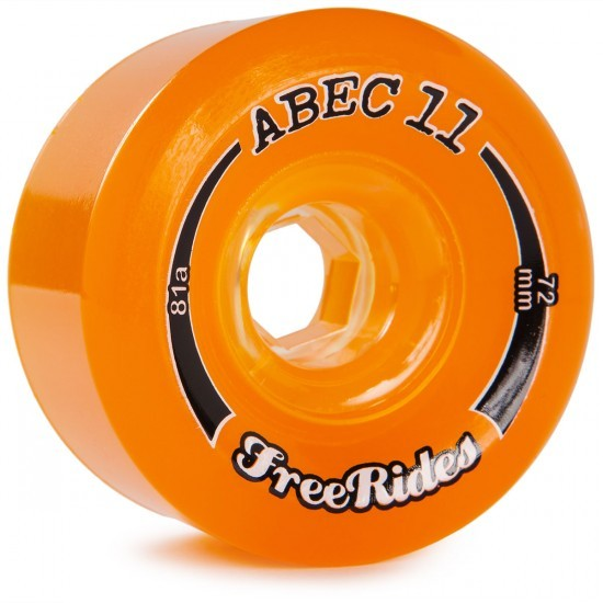 Freerides Amber 72mm / 81a