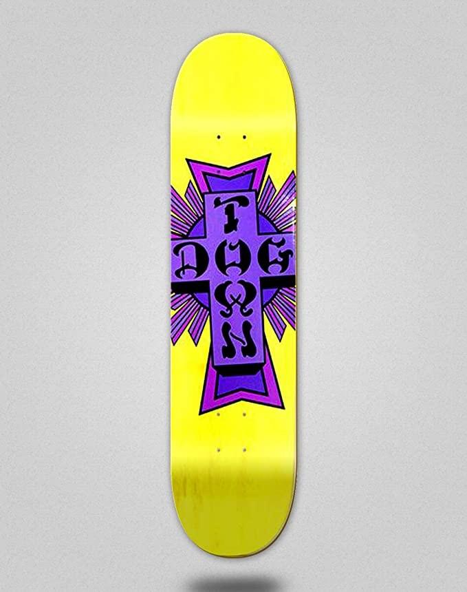 Cross Purple - Jaune