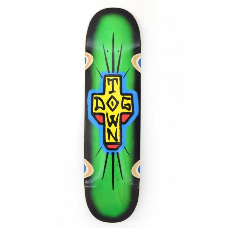 Cross Spray - Green